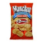 Munchies - Potato Crisps 0028400087292  / UPC 028400087292