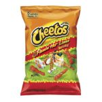 Cheetos - Cheese Flavored Snacks 0028400087858  / UPC 028400087858