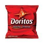 Doritos -  Tortilla Chips Nacho Cheese 0028400090896