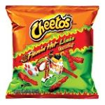 Cheetos - Cheese Flavored Snacks 0028400098069  / UPC 028400098069
