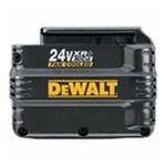 Dewalt -  Dewalt XR+ DW0242 Hardware Tool Battery - 1700 mAh - Nickel Cadmium (NiCd) - 24 V DC 0028877328959