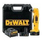 Dewalt -  New DEWALT DW966K-2 14.4V Cordless XRP™ 3/8 Right Angle Drill/Driver Kit 0028877385815