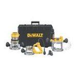 Dewalt -  DeWalt DW618B3 2-1/4 HP Router Kit with 3 Bases 0028877463209