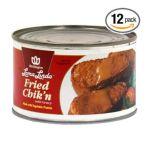 Worthington & Loma Linda -  Fried Chik'n With Gravy Cans 0028989026002