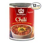 Worthington & Loma Linda -  Chili Cans 0028989224033