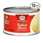 Worthington & Loma Linda -  Turkee Slices 0028989237033