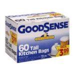 Good Sense -  Tall Kitchen Bags Fresh Lemon Scent 0029900211538