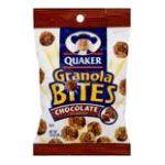 Quaker - Granola Bites 0030000001905  / UPC 030000001905