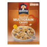 Quaker - Cereal Toasted Multigrain Crisps 0030000016046  / UPC 030000016046