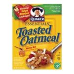 Quaker - Cereal 0030000025802  / UPC 030000025802