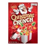 Quaker - Christmas Captain Crunch Cereal 2 Boxes Limited Edition Cap'n Crunch 0030000043516  / UPC 030000043516