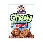 Quaker - Chewy Granola Bars 0030000050002  / UPC 030000050002