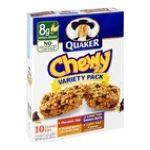 Quaker - Granola Bars 0030000050507  / UPC 030000050507