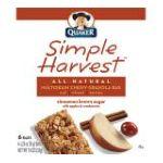 Quaker - Chewy Granola Bar 0030000055212  / UPC 030000055212
