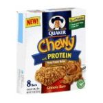 Quaker - Granola Bars Chewy Nutty Peanut Butter 0030000055526  / UPC 030000055526