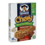 Quaker - Granola Bars 0030000055663  / UPC 030000055663