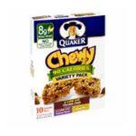 Quaker - Granola Bars 2 boxes,10 bars ea 0030000055694  / UPC 030000055694