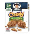 Quaker - Granola Bars 0030000055779  / UPC 030000055779
