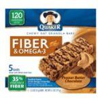 Quaker - Granola Bars 0030000055991  / UPC 030000055991