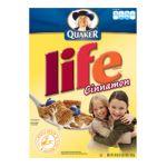 Quaker - Cinnamon Cereal 0030000060834  / UPC 030000060834