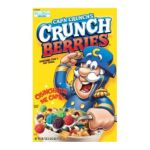 Quaker - Cap'n Crunch Crunch Berries Cereal 0030000061411  / UPC 030000061411