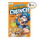 Quaker - Cap'n Crunch Peanut Butter Crunch Cereal 0030000062111  / UPC 030000062111