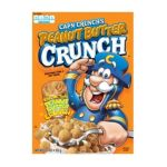 Quaker - Cereal Peanut Butter 0030000065075  / UPC 030000065075