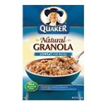 Quaker - Granola 100% Natural With Raisins 0030000067505  / UPC 030000067505