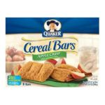 Quaker - Cereal Bars Apple Crisp 0030000069004  / UPC 030000069004