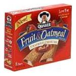 Quaker - Cereal Bars 0030000070406  / UPC 030000070406