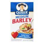 Quaker - Barley Medium Pearled 0030000072004  / UPC 030000072004