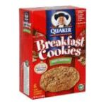 Quaker - Breakfast Cookies 0030000075647  / UPC 030000075647