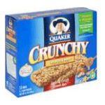 Quaker - Crunchy Granola Bars 0030000090022  / UPC 030000090022
