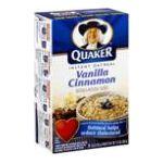 Quaker - Instant Oatmeal 0030000210086  / UPC 030000210086