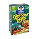 Quaker - Instant Oatmeal Brown Sugar Dinosaur Eggs 0030000262917  / UPC 030000262917