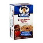 Quaker - Instant Oatmeal 0030000268742  / UPC 030000268742