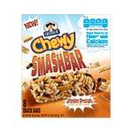 Quaker - Chewy Smashbar Graham Pretzel Granola Bar 0030000311080  / UPC 030000311080