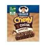 Quaker - Chewy Granola Bars Cocoa Chocolate Swirl 6.7 0030000311905  / UPC 030000311905