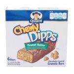 Quaker - Chewy Dipps Peanut Butter Granola Bar 0030000312711  / UPC 030000312711