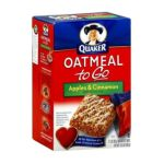 Quaker - Breakfast Bars 0030000438558  / UPC 030000438558
