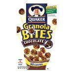 Quaker - Granola Bites 0030000451908  / UPC 030000451908