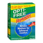 Alcon -  Opti-free Replenish Multi-purpose Disinfecting Contact Solution 0030065135638