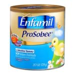 Enfamil -  Prosobee Soy Infant Formula For Sensitive Tummy Powder Can Makes 183 Fluid Ounces 0030087121442