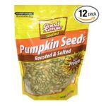 Good Sens Snacks -  Trail Mixes Nuts & Seeds Pumpkin Seeds Shelled 0030243847803