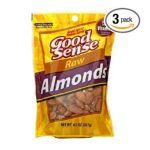 Good Sens Snacks -  Trail Mixes Nuts & Seeds Almonds Raw 0030243860109