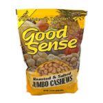 Good Sens Snacks -  Jumbo Cashews 0030243860659