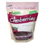 Good Sens Snacks -  Dried Fruits Cranberries 0030243862615