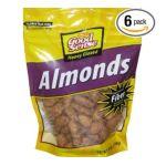 Good Sens Snacks -  Trail Mixes Nuts & Seeds Almonds Honey Glazed 0030243863230