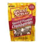 Good Sens Snacks -  Cranberries 0030243864558