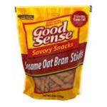 Good Sens Snacks -  Sesame Oat Bran Sticks 0030243867504